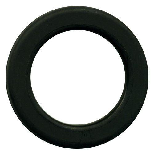 Eyelet and Washer Ø40 mm Matt Black