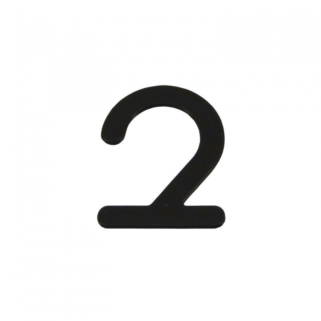 Percha muestrario 2 Negra