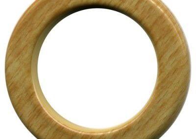 Ollao y Arandela madera haya Ø40 mm