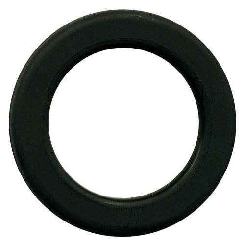 Ollao y Arandela negro mate Ø40 mm