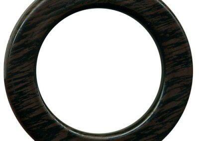 Ollao y Arandela óxido marrón Ø40 mm